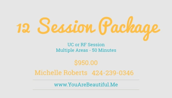 12 Session Package
