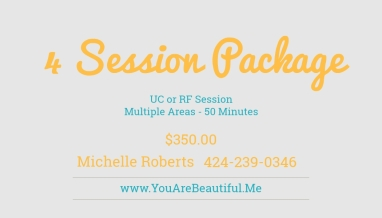 4 Session Package